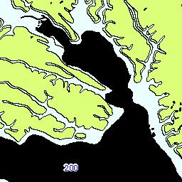 シームレス地質図タイル利用 マーカーの表示